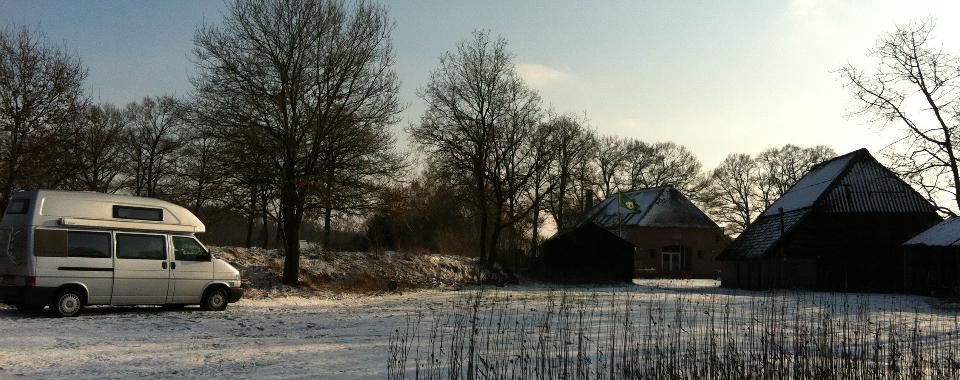 kampeerplek-winter